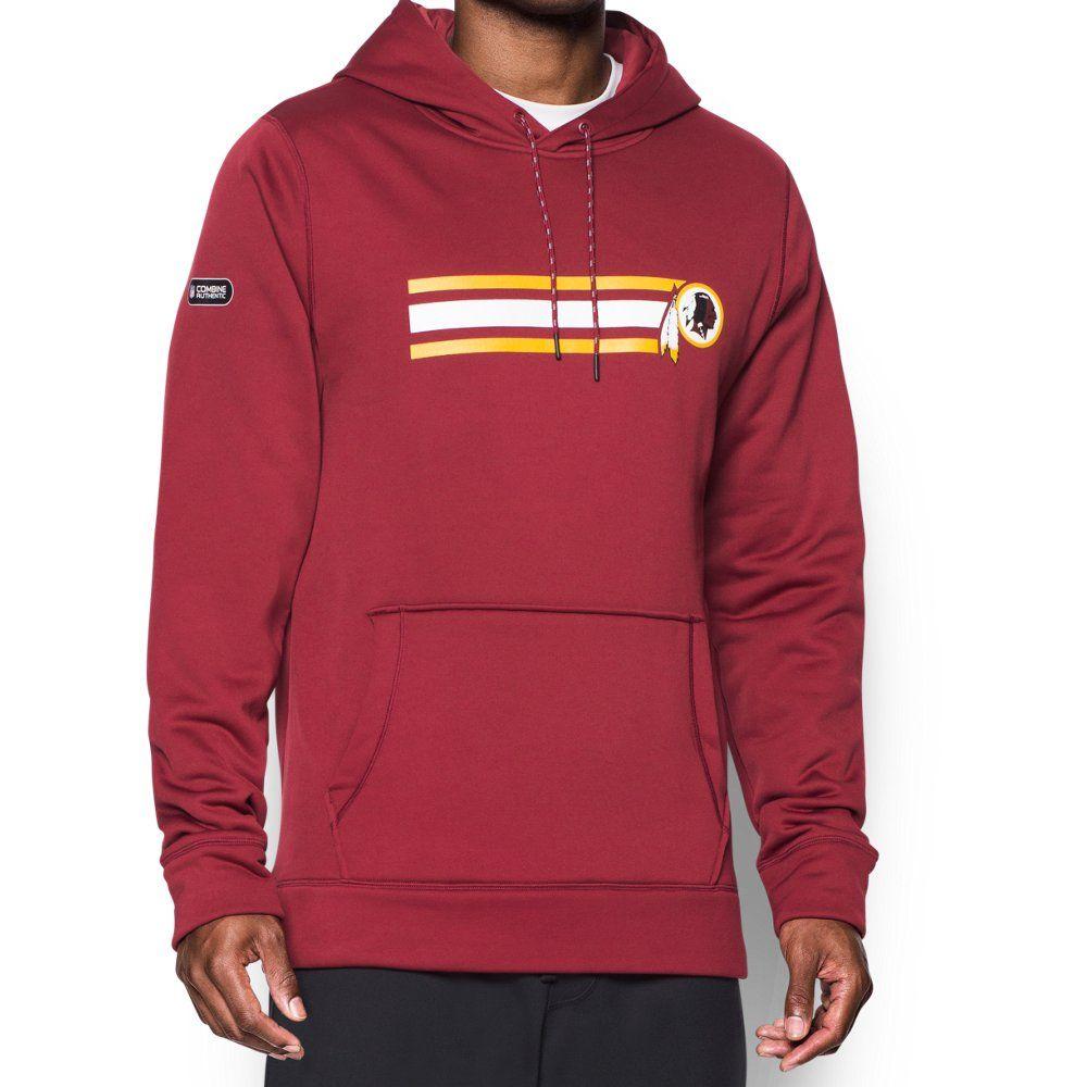 new concept 3e468 d5aa2 Men's NFL Combine Authentic UA Storm Armour Fleece® Hoodie ...