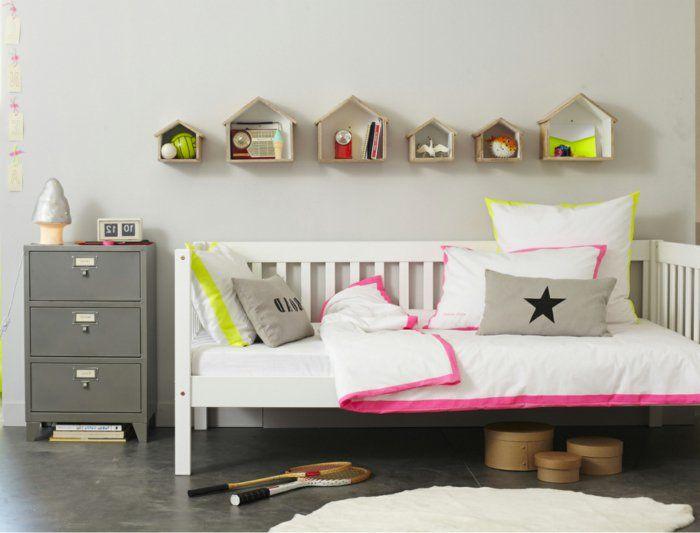La chambre ado fille - 75 idées de décoration - Archzinefr Camas