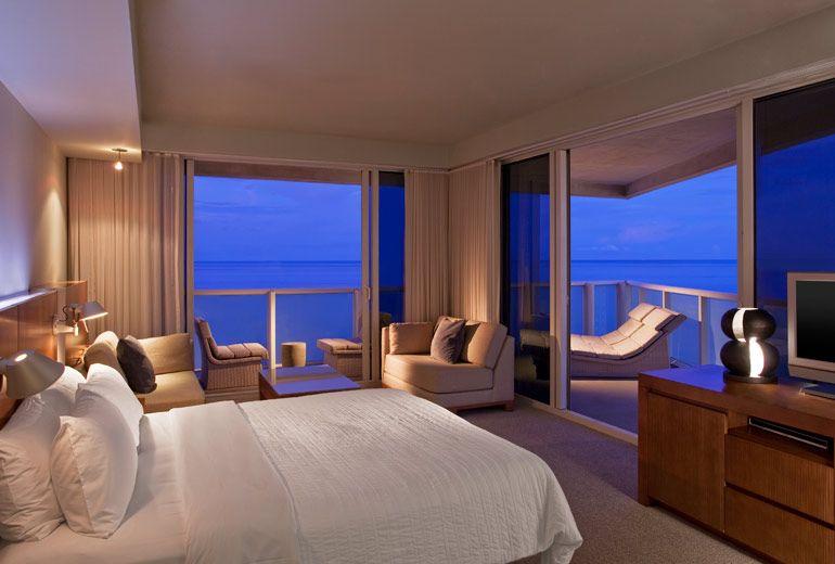Cool Corner Room W Fort Lauderdale W Hotel Fort Lauderdale W
