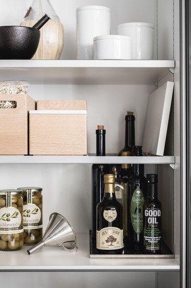 interior multimatic aluminium by siematic kitchen organization architonic aluminium on kitchen interior accessories id=46632