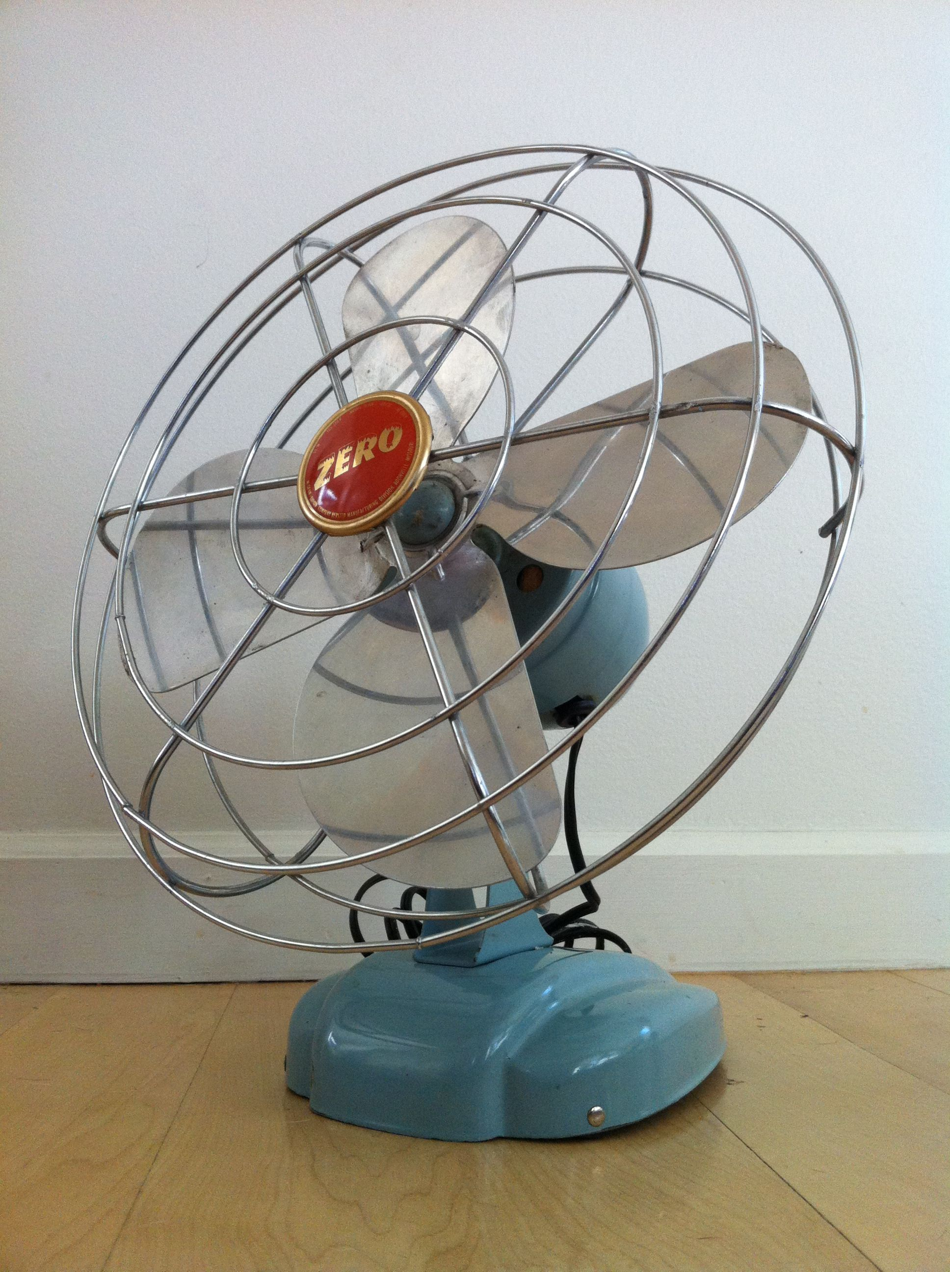 """""""Before there was central air conditioning, there were"""