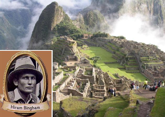 Efemérides Del 24 De Julio Machu Picchu Travel Machu Pichu Macchu Picchu
