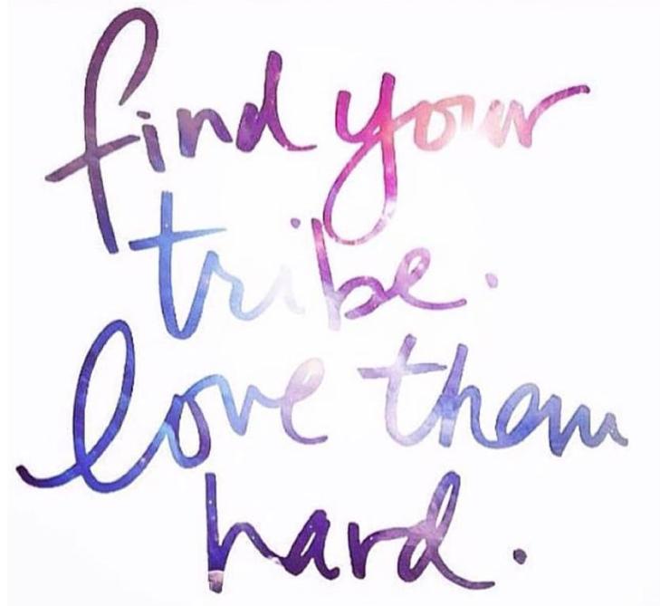 Download FIND YOUR TRIBE LOVE THEM HARD www.splashtribe.com | Tribe ...