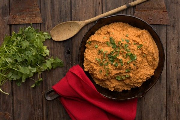 refried beans on low carb diet