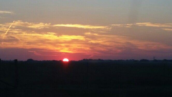 Sunset Sept 2014