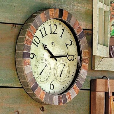 Beautiful Indoor Outdoor Clock Photos - Interior Design Ideas ...