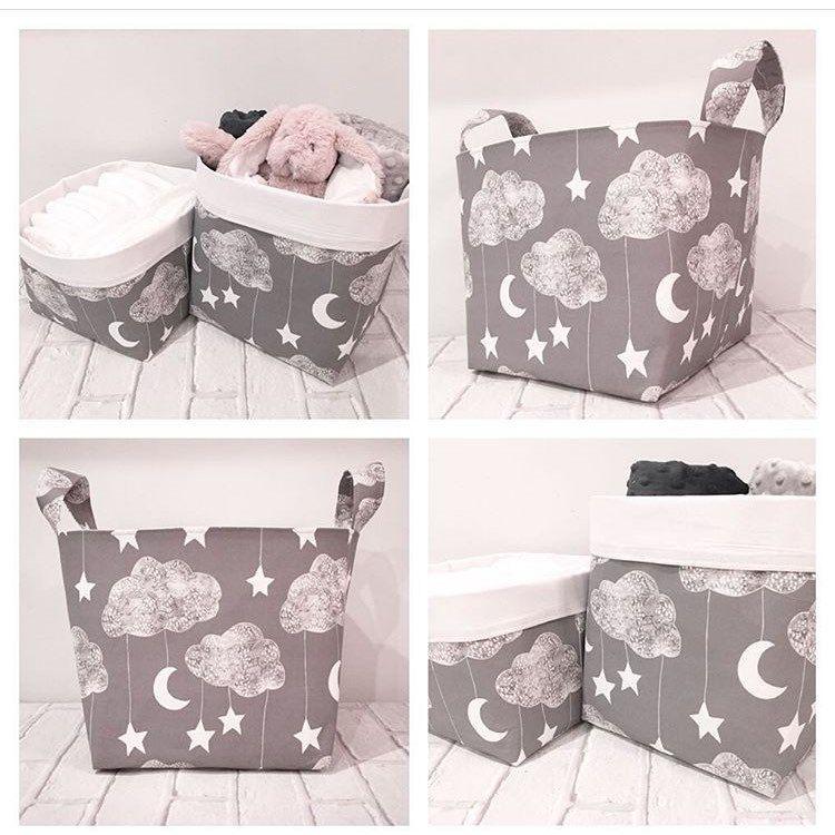 Little Dreams GREY Boys Girls Unisex Star Shaped Nursery Rug Mat 70cm NEW Space