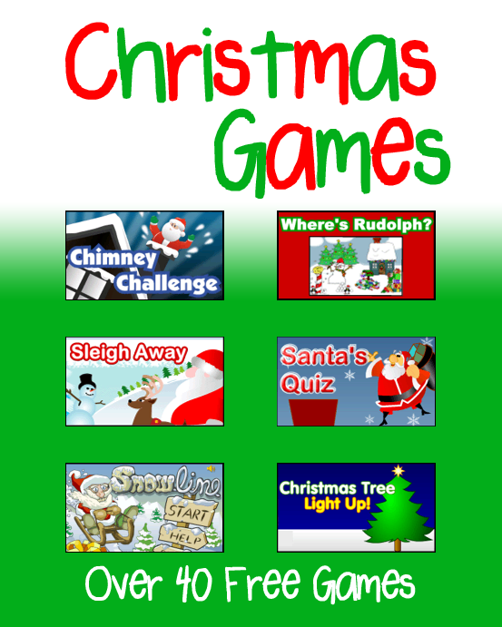 Christmas Games Christmas games for kids, Christmas
