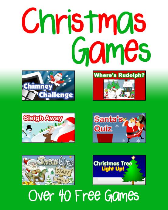 Christmas Games Christmas games for kids, Christmas