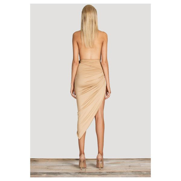 Tamarin Wrap Dress (55 BAM) ❤ liked on Polyvore featuring dresses and wrap dress