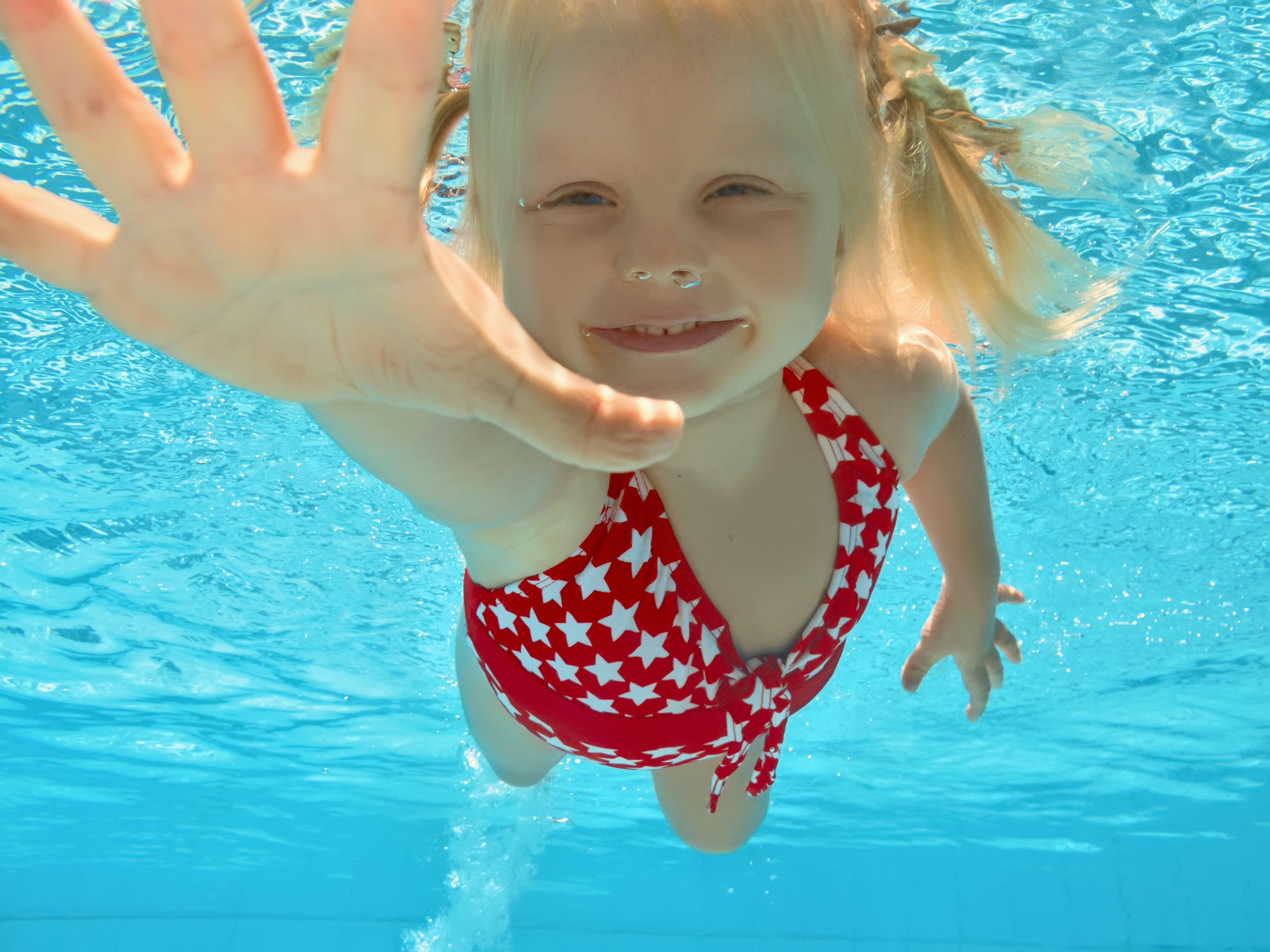 Learn to swim in 8 days with swim first located in