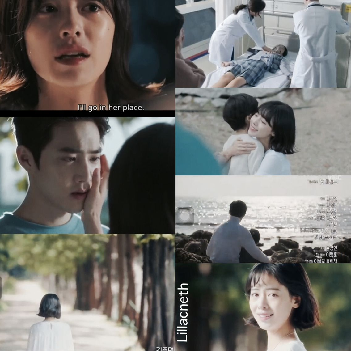 She Didn T Leave Him Alone In This World She Gave Him A Part Of Herself The Universe S Star Kdrama Threecolorfant Korean Drama Quotes Drama Korea Kdrama