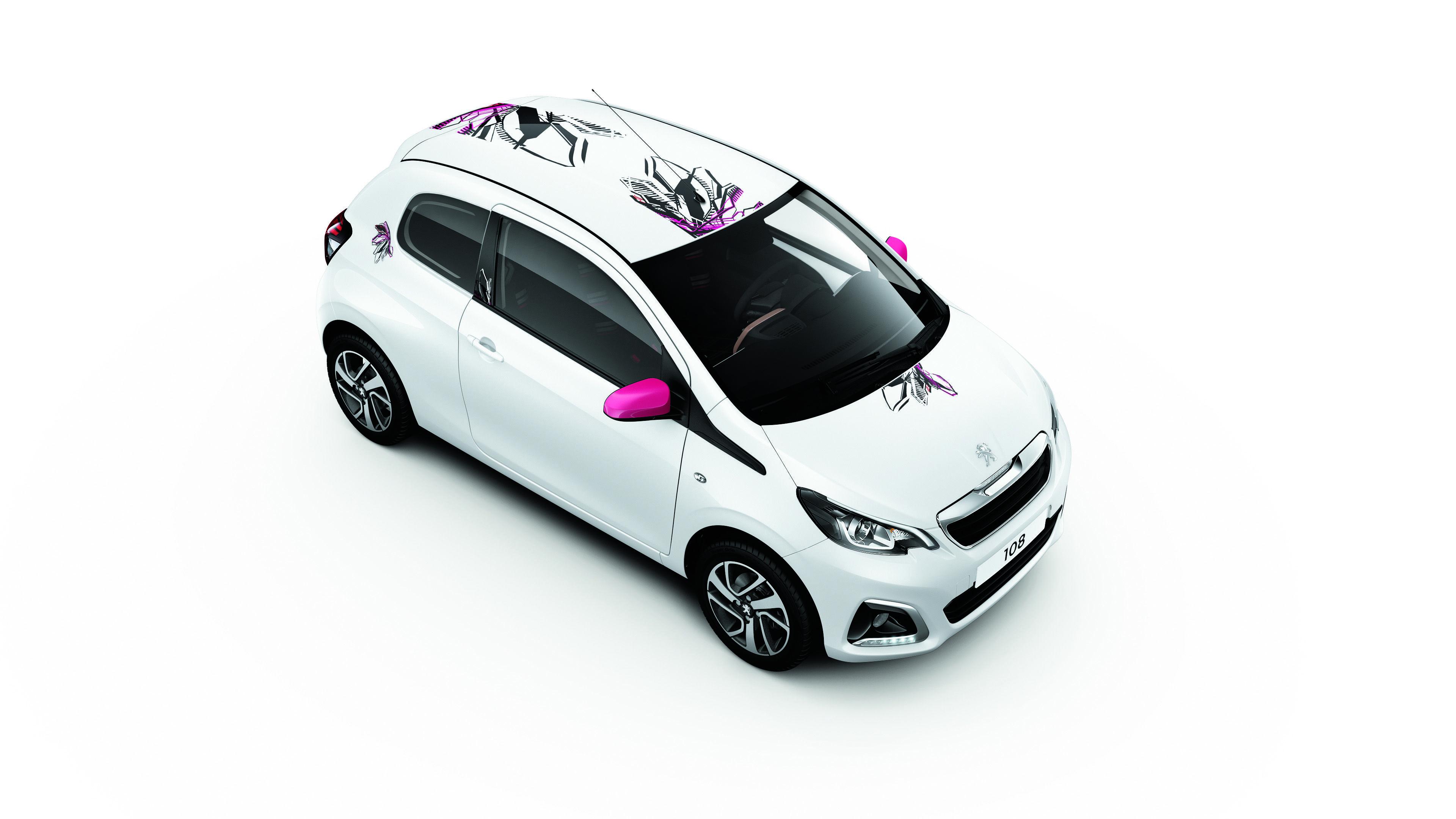 108 Peugeot Car New Cars