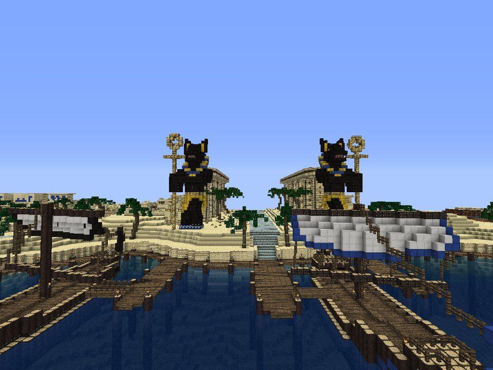 Minecraft Egypt Project