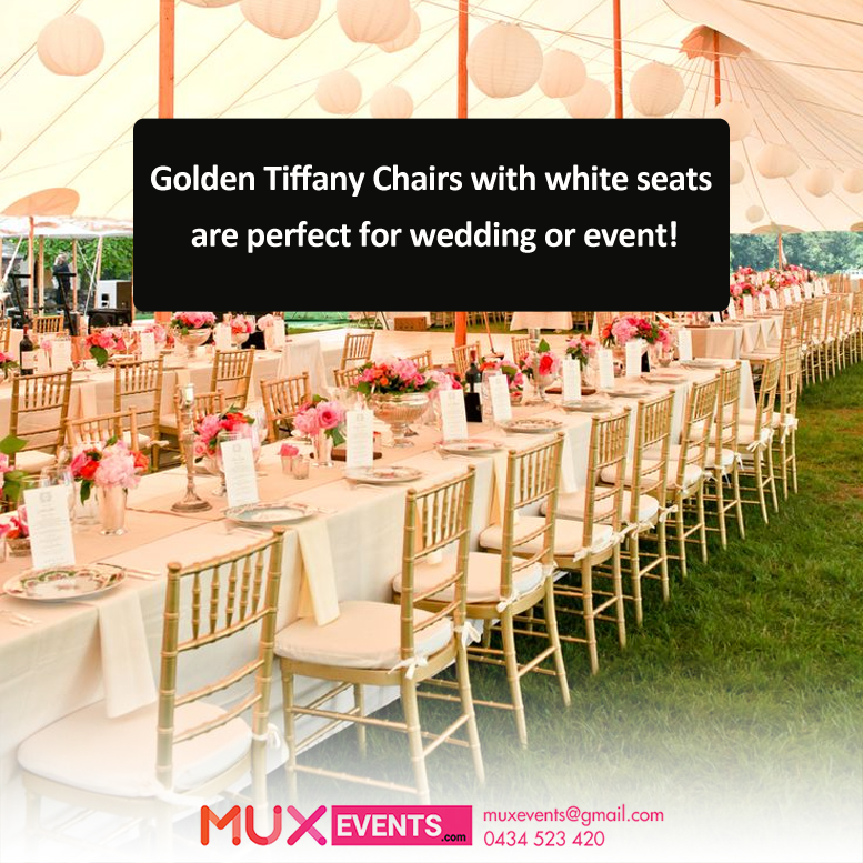 Create Your Golden Memories With Golden Tiffany Chairs Mux