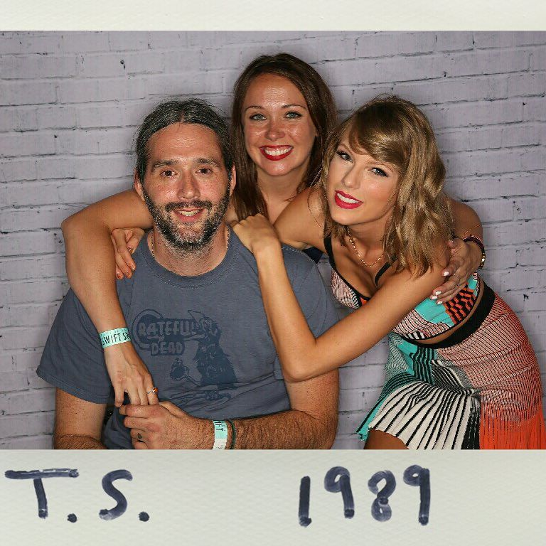 Taylor with fans during the pre show meet and greet in east taylor with fans during the pre show meet and greet in east rutherford night one m4hsunfo Choice Image