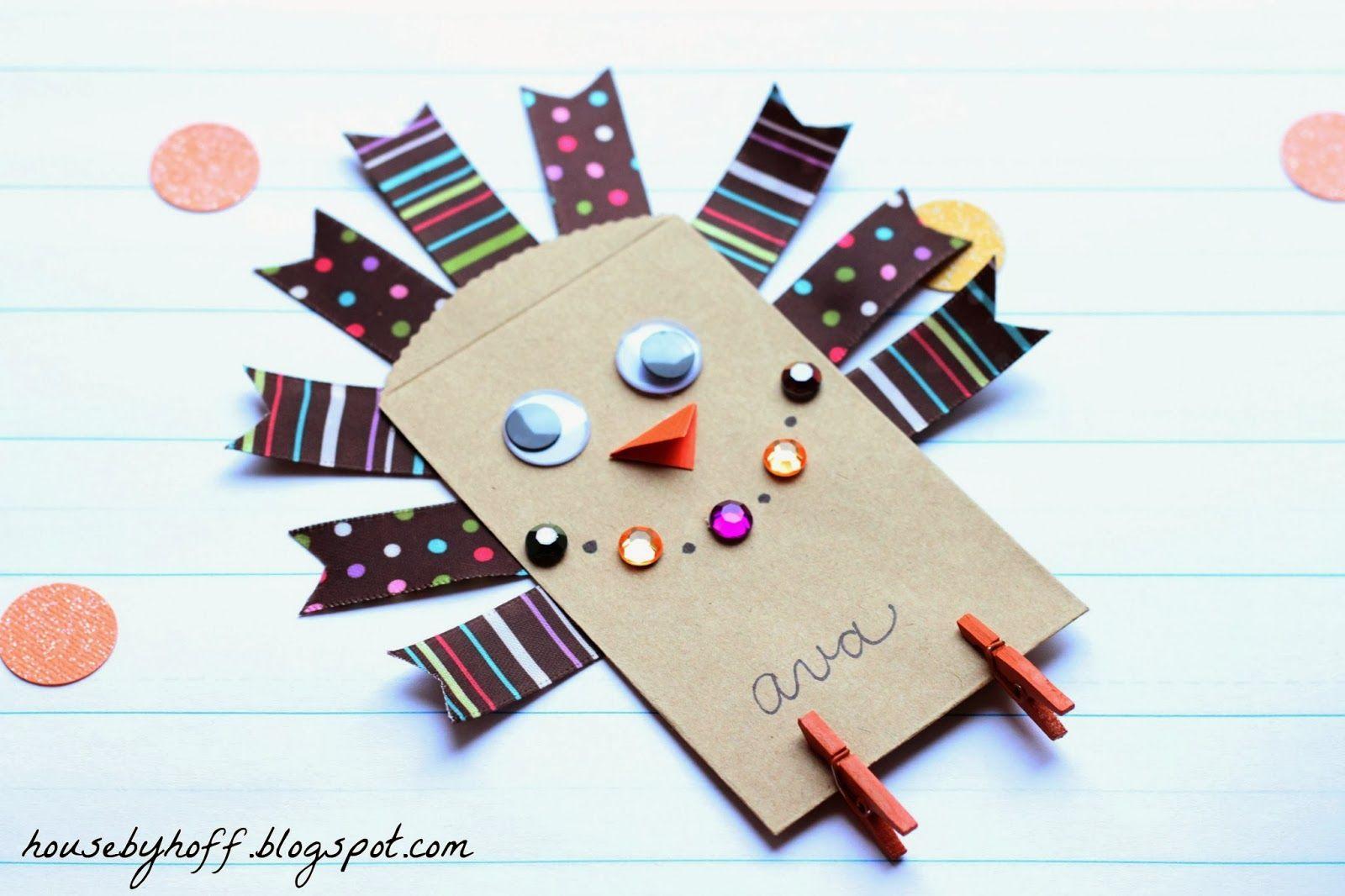 Little Turkey Craft