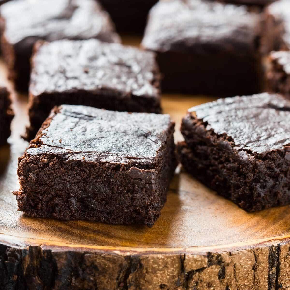 Vegan Brownies Recipe Brownie Recipes Vegan Brownies Easy Chocolate Chip Brownies