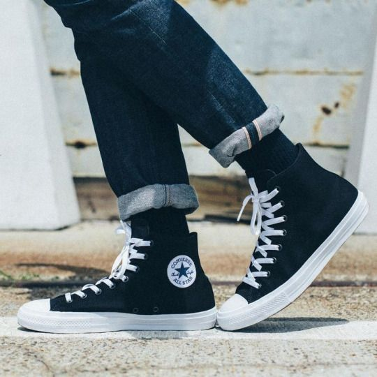 28 Best Ideas on How to Wear Converse Shoes for Guys | High