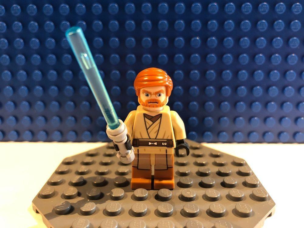Obi-Wan Kenobi Star Wars LEGO 75012 Mini Fig // Mini Figure