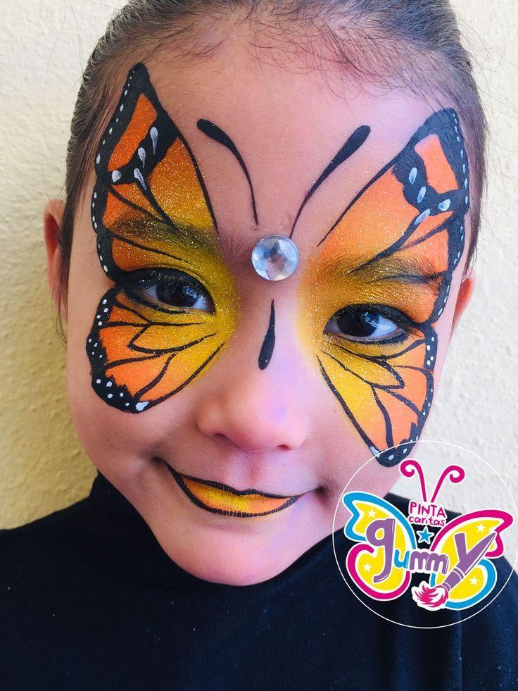 die besten karneval makeupideen für kinder