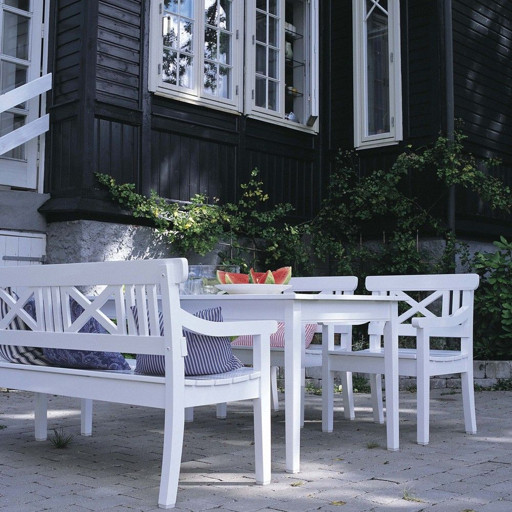outdoor #skagerak #furniture Timeless appeal is ideal for outdoor ...