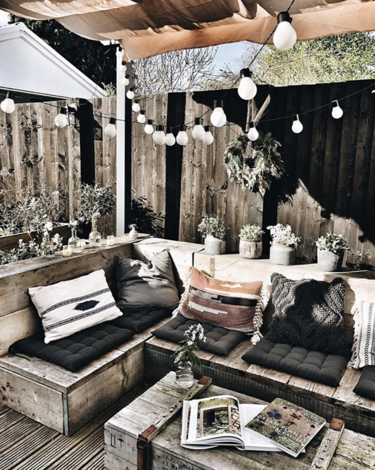 Photo of Wooden Pallet Furniture – Mad About The House