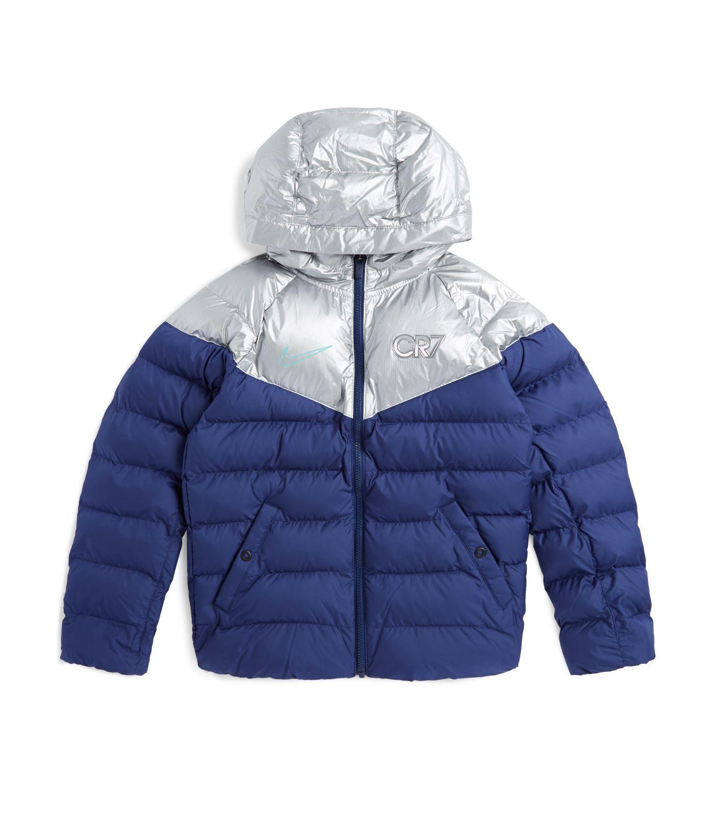 Nike Cr7 Hooded Puffer Jacket Nike Cloth Puffer Jackets Jackets Puffer [ 1592 x 1400 Pixel ]