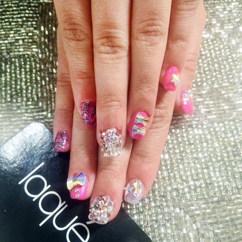 Jojo Siwa Clothes Outfits Steal Her Style Jojo Siwa Nails For Kids Concert Nails