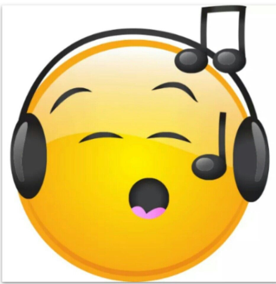 Musical Smiley Emoticons Pinterest Smiley Emoticon And Smiley