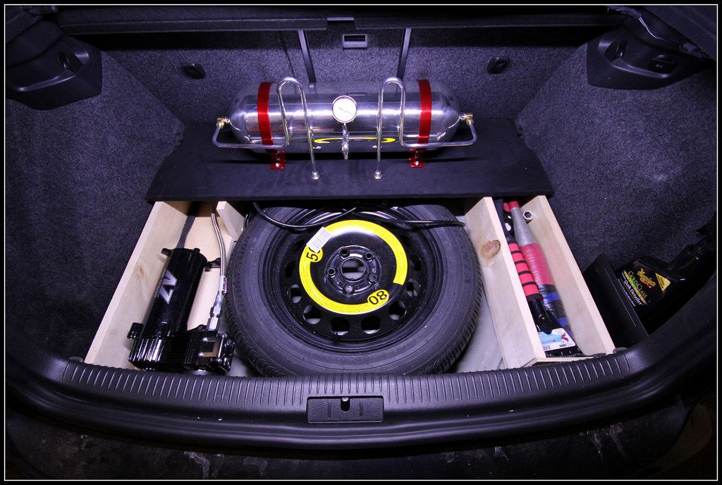 show me your trunk boot design with air