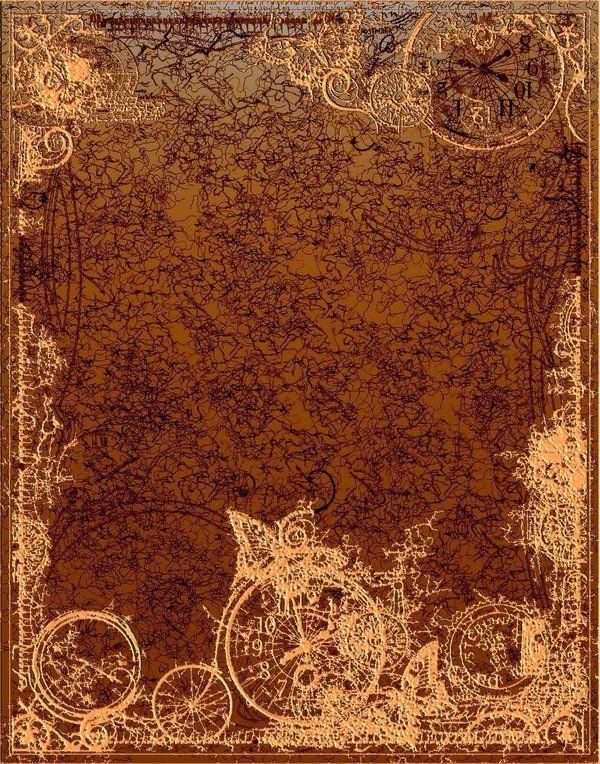 Bdr Steampunk Brass By Bnspyrd On DeviantART Book Of
