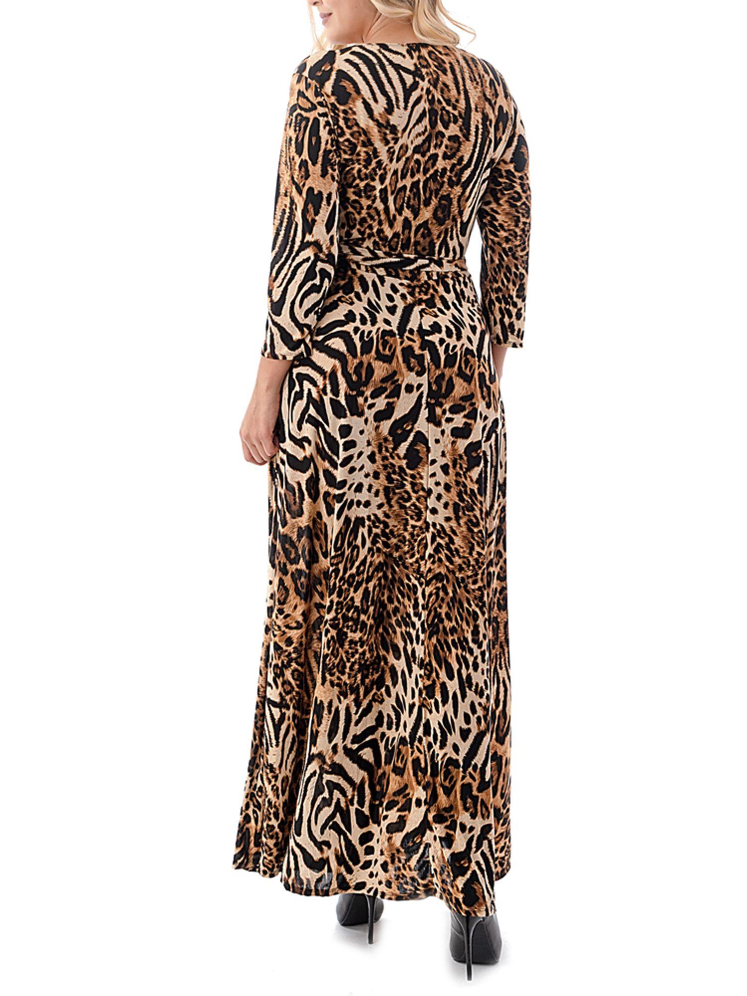 Ella Samani Ella Samani Women S Plus Size Faux Wrap Maxi Dress Walmart Com Maxi Wrap Dress Maxi Dress Dresses [ 2000 x 1500 Pixel ]