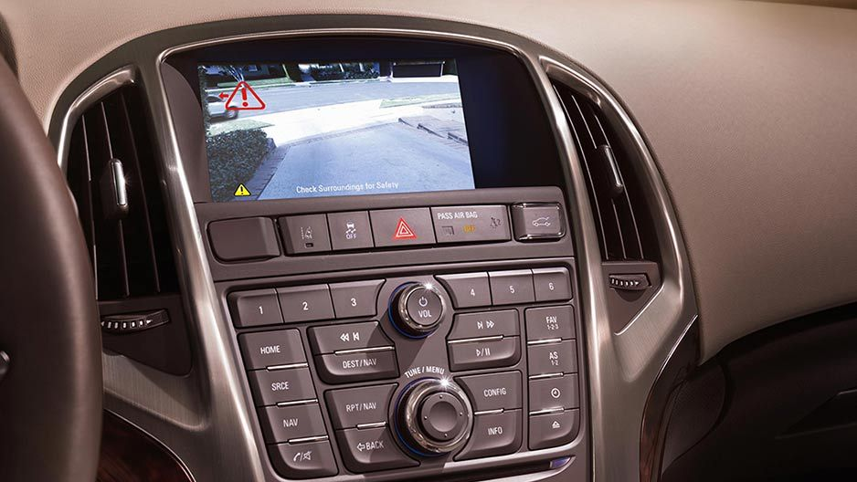 The 2016 Buick Verano Small Luxury Sedan Offers Available Rear Parking Assist Technology And Rear Cross Traffic Alert Buick Verano Buick Luxury Sedan