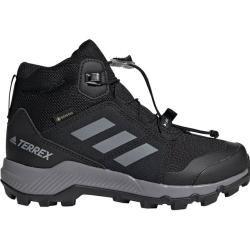 Adidas Terrex Mid Gtx Shoes, Größe 35 In Cblack/grethr/cblack, Größe 35 In Cblack/grethr/cblack adid