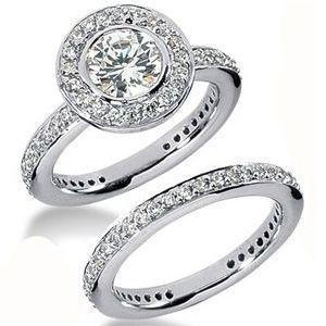 2.00 Karat Diamantringe *Exclusivset No.17*