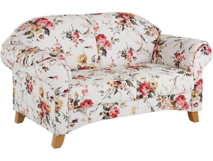 Home Affaire 2 Sitzer Mayfair Mit Blumenmuster Home Living Room Home Furniture