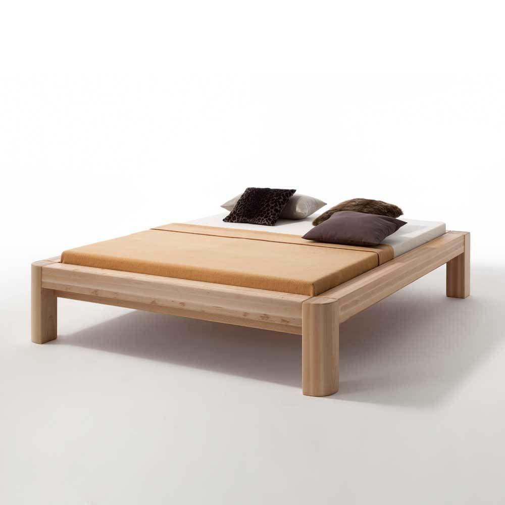 Massivholz Bett für Dachschräge Buche Jetzt bestellen unter: https ...