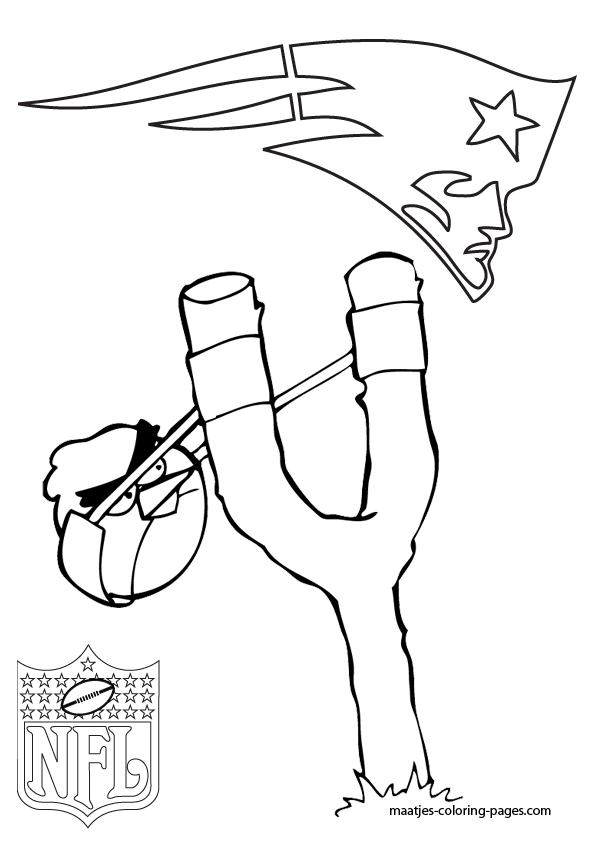 More New England Patriots coloring pages on: maatjes-coloring ...