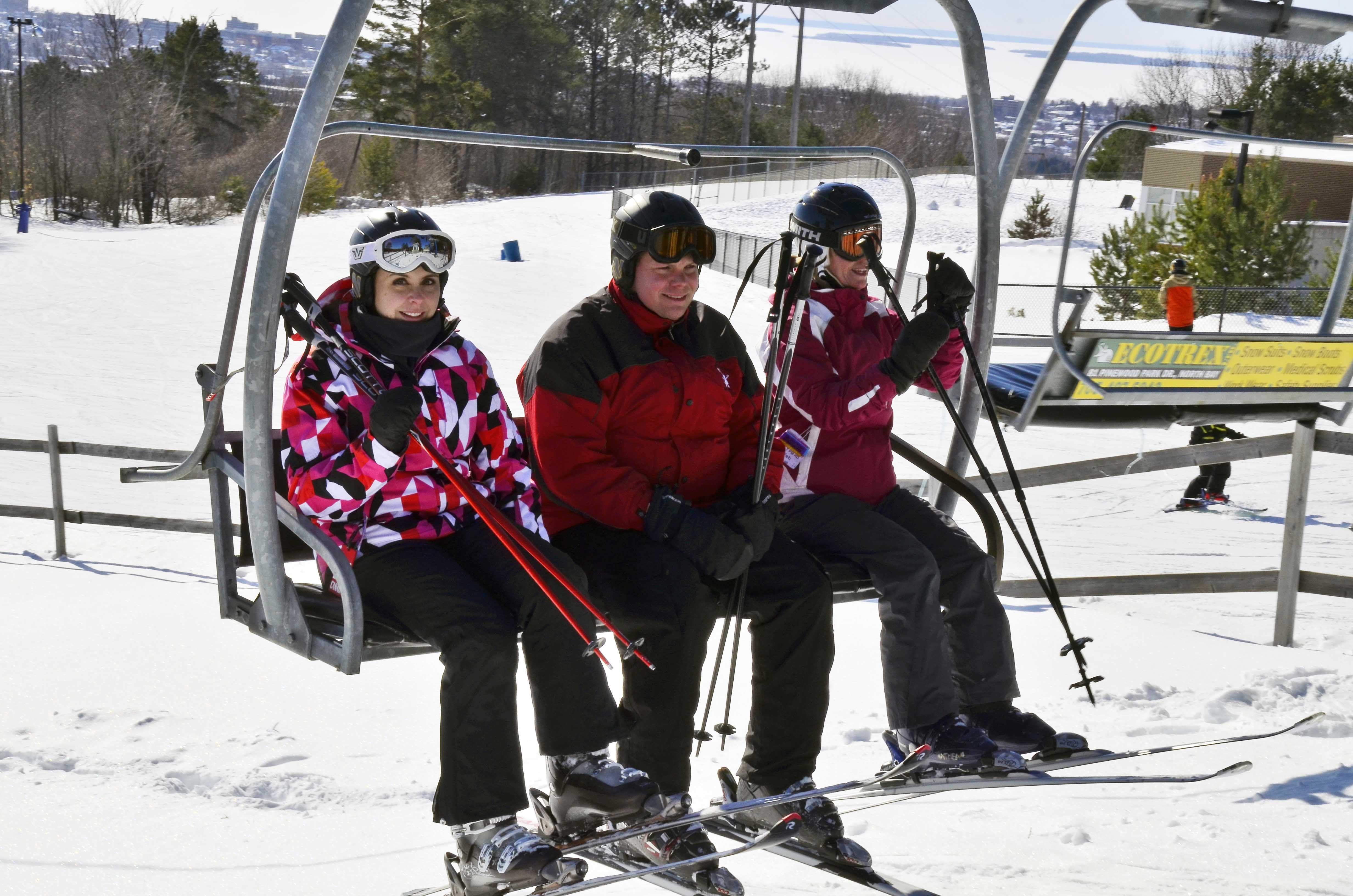 Alumni and Friends Ski Bash  Laurentian Ski Hill  Feb 8, 2014