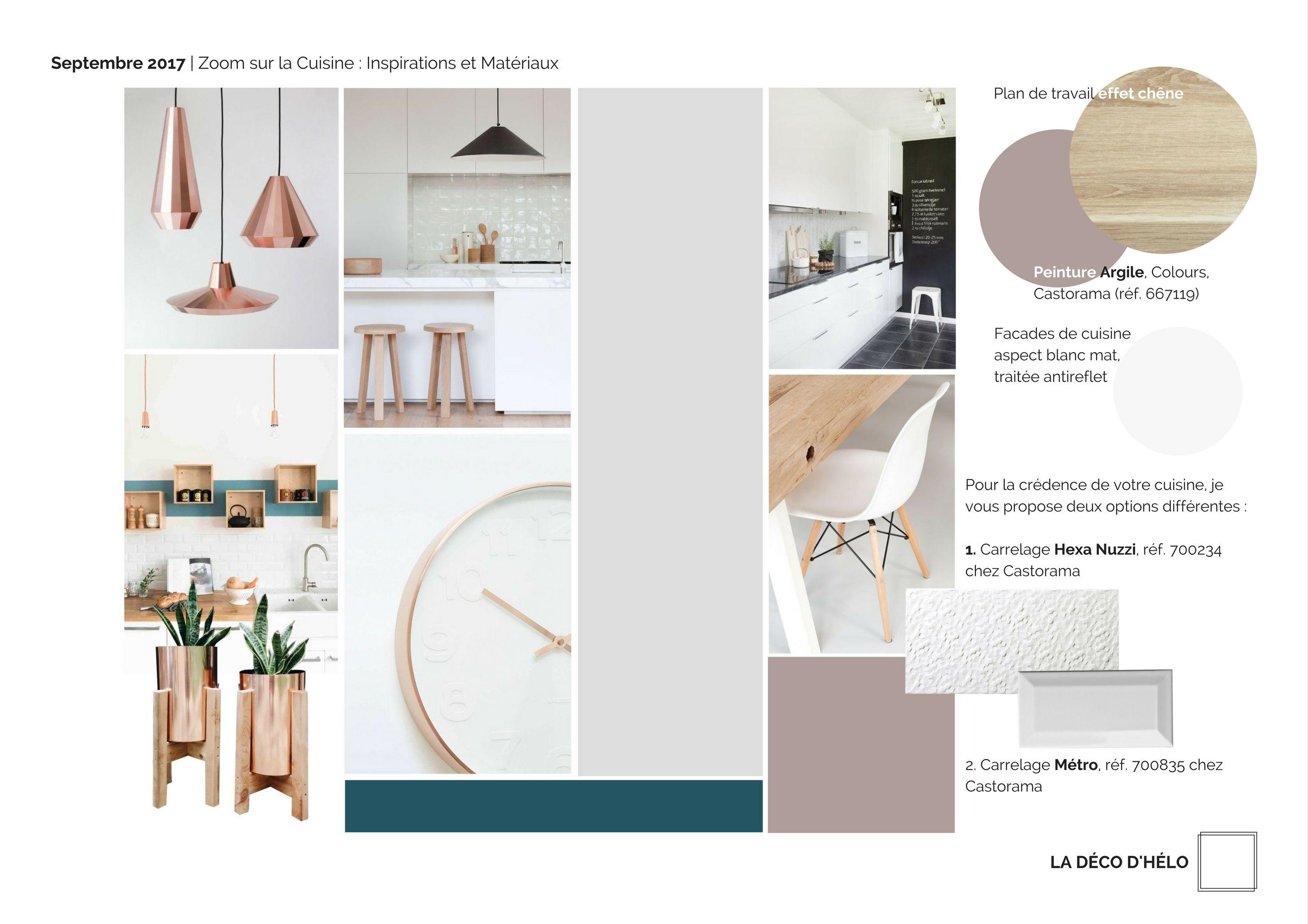 Planche D Inspiration Pour La Modernisation D Une Cuisine Ouverte Decorationinterieure Inspirationdesi Decoration Interieure Conseil Deco Inspiration Design