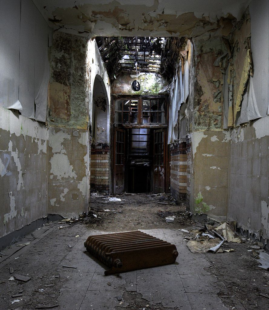 Abandoned Asylums, Insane Asylum, Abandoned Places