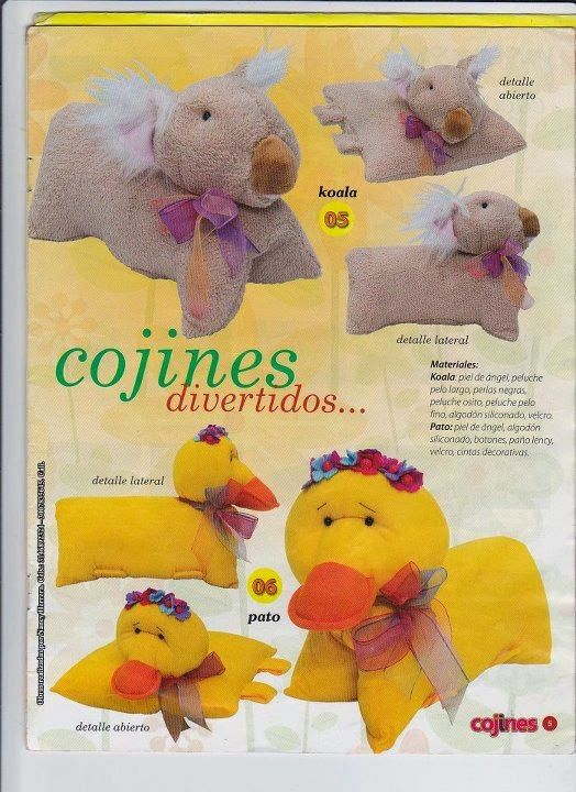 Revista Cojines gratis | muñecos | Pinterest | Revistas, Revistas