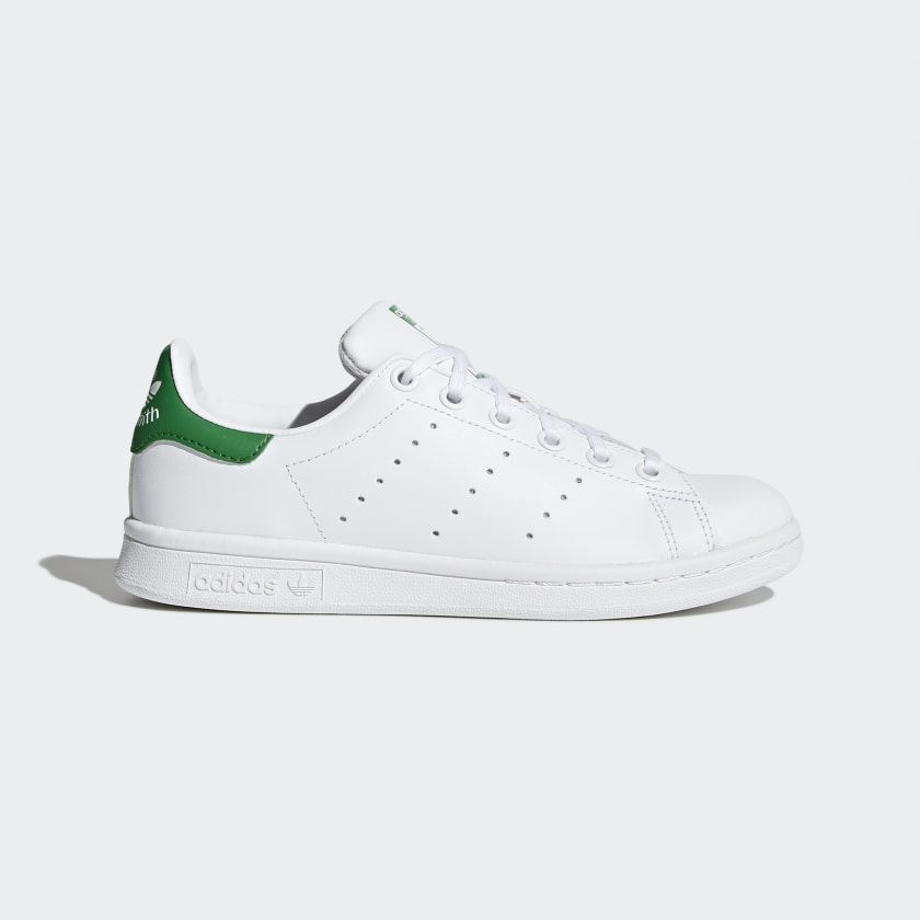 Stan Smith Schoenen Footwear White Green Green M20605
