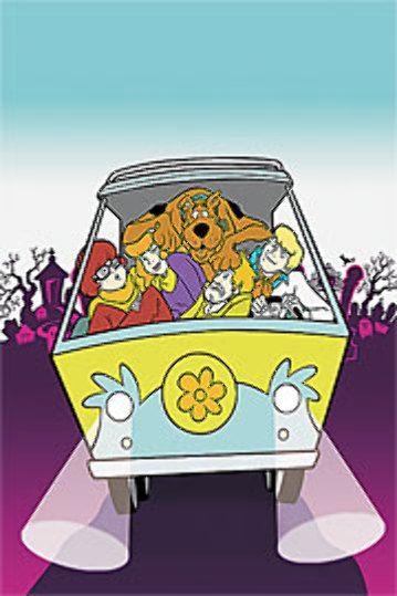 Scooby Doo Magazine