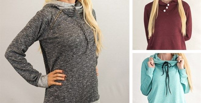 Stylish, Cozy,and Cute! You cannot pass up these adorable hoodies at this lowest price offered!Size Chart:Small 0-4Medium 6-8Large 10-12X Large 14XX Large 16