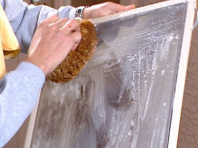 How To Clean Door And Window Screens Cleaning