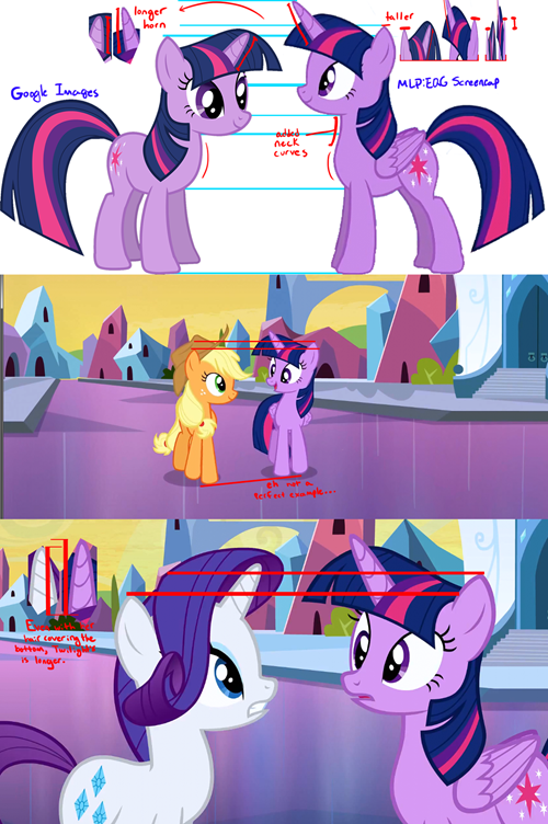 Alicorn Twilight is Taller | Random Pony Pins | Pony, My ...