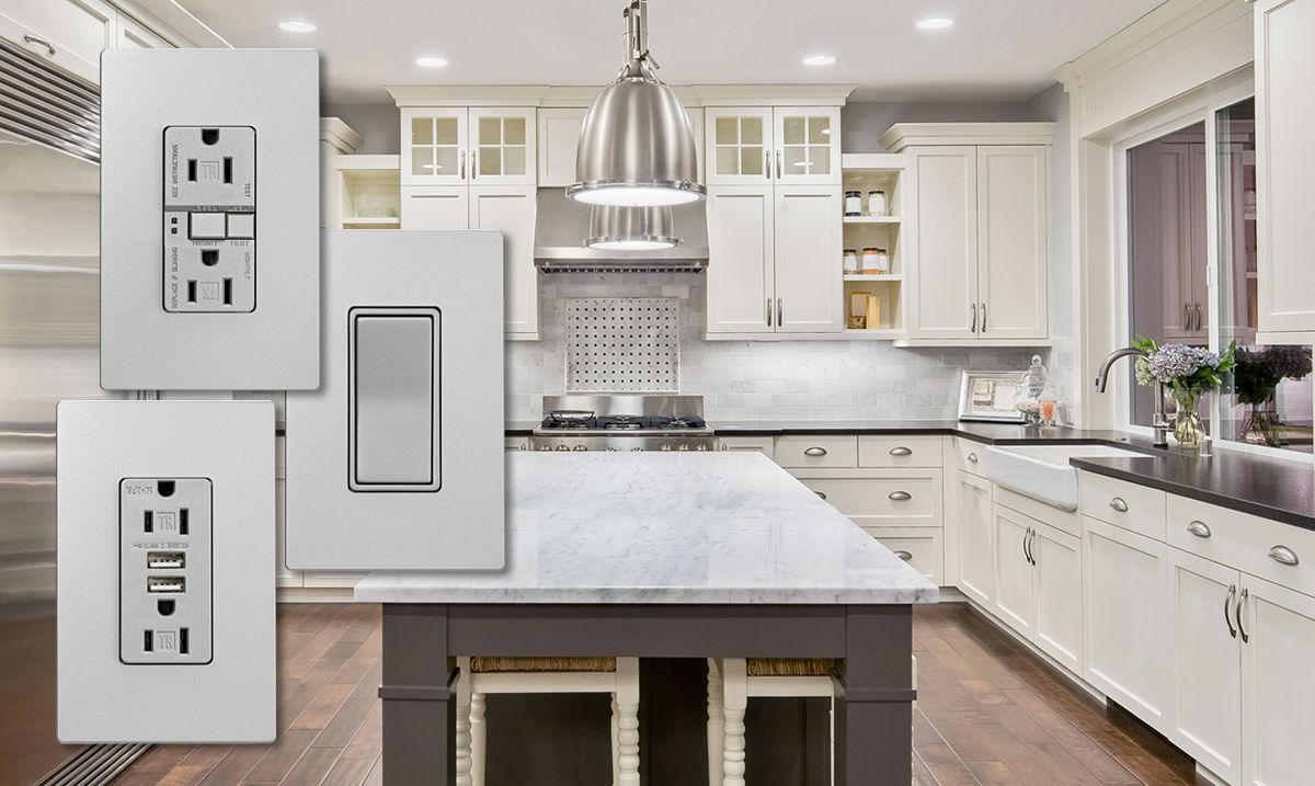 Silver Granite devices and wallplates are the perfect addition to ...