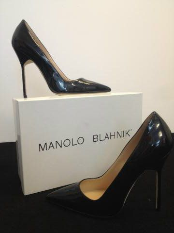 Twitter / victoriabeckham: OBSESSED with my new BB Manolo ...